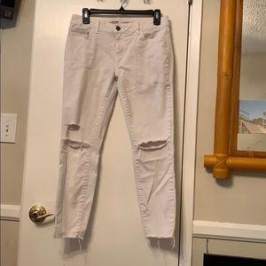 Vans Skinny Ankle Jeans